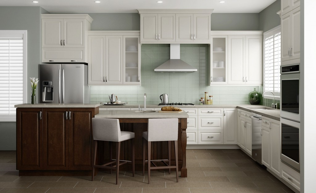 Hampton Bay Designer Series - Designer Kitchen Cabinets available at Home Depot